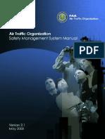 Air Traffic Organization, Safety Management System Manual.pdf
