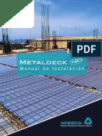 INSTALACIÓN DEL METALDECK.pdf