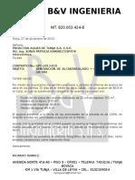 Informe de Avance Proactiva