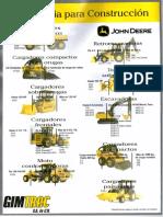 Maquinaria John Deere