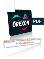 Orexon WhitePaper