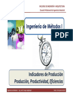 M2.1 IM I - USMP - Indicadores de Producción - Producción, Productividad, Eficiencias (1)