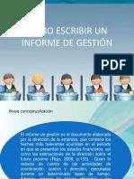 COMO ESCRIBIR UN INFORME DE GESTION .pdf