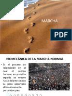 Biomecanica de La Marcha para PF