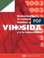 vulnerabilidad VIH