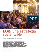 EOR Una estrategia sustentable