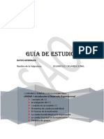 Guía de estudio N° 2 DO