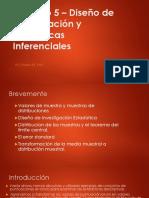 Proceso Estocasticos 6 - Diseño e Inferencias