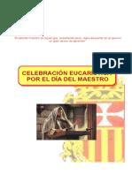 120798661 Eucaristia Por El Dia Del Maestro
