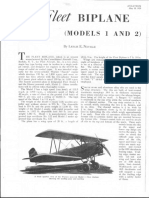 The Fleet Biplane