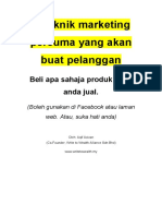 1 Teknik Marketing - eBook Utama