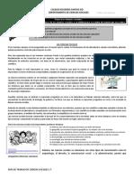 Guía 1 Las Ciencias Sociales