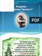 PROYECTO LECTURA 2011