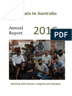 PIA Annual Report 2016