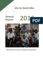 PIA Annual Report 2016