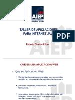 Unidad I Ppt 1 Aplicaciones Web