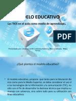 8.- El Nuevo Modelo Educativo