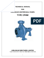 Technical Manual CPHM