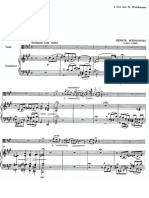 Wieniawski - Reverie - Viola y Piano