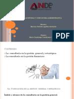 Consultoria en La Gestion Estrategica y Financiera-lupita