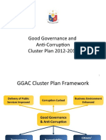 GGAC Cluster Plan(DBM)