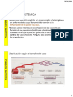 Vasculitis Sistémica