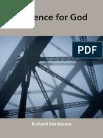 1 - Evidence for God