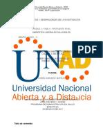 Unidad 3 - Fase 4 - Propuesta Final
