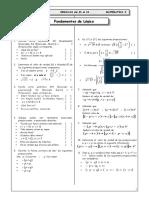 2016-I - Guía de Ejercicios y Problemas de Matemática I Final(1)