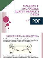 Solemne 2 - Lingüística II