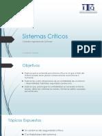 Sistemas Criticos