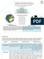 Glosario de Evaluación Unidad 2