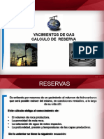 Calculo de Reserva-gas