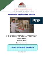 9 Informe Suelos Pisco