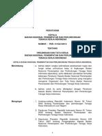 Perka BNP2TKI 01 Th 2014 Organisasi Tat Kerja BNP2TKI.pdf