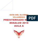 Guía Del Alumno - Pre Internado 2018 - Aula a (1)