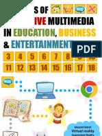 Immersive Mmedia in Edu Biz & Entert