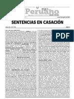 Casacion 3464 2013 Lima Norte Vinculo Familiar Del Adquirente Haria Presumir Mala Fe en Procesos de Mejor Derecho de Propiedad Legis.pe