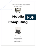 Mobile Computing 10