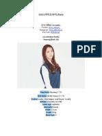 I.O.I Members Profile 2017 I.O.I Facts