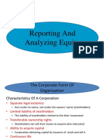 Reporting And Analyzing Equity.ppt