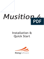 Mus4.5 Install Guide