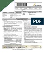 Ghulam Sarwar Tkt 126 Gb