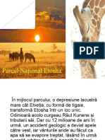 Parcul Național Etosha