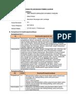 RPP K13 Revisi Terbaru