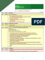 AEBF 2016 Official Agenda
