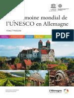 Lugares Patrimonio de La Unesco en Alemania