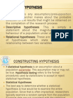 hypothesis.ppt
