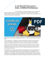 Como Compilar Um Kernel Linux