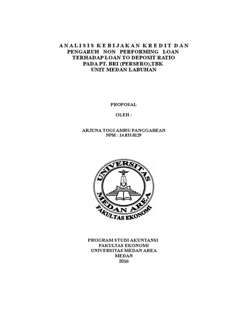 Contoh Proposal Skripsi Akuntansi Pdf Viewer Crisefreedom